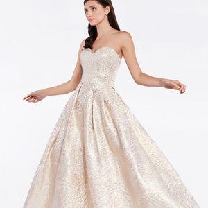 Sweetheart Neckline Long Prom Dress CD5134